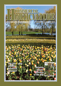 Commercial Horticulture Magazine ON-LINE EBOOK VERSION 1 year Subscription 6 issues