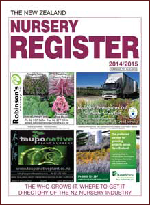 NZ Nursery Register 2014