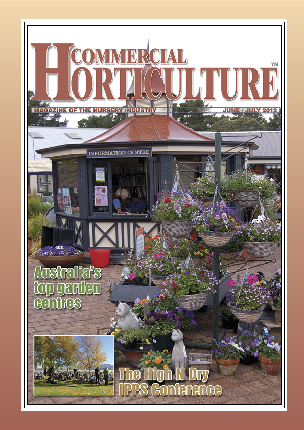 Comm Hort June / July 2012 Issue