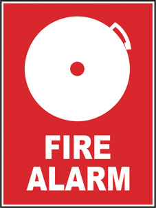 SAFETY SIGN (SAV) | Fire Alarm