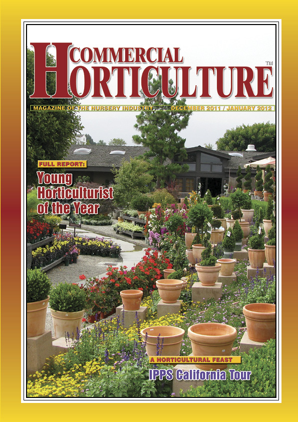 Comm Hort Dec/Janurary 2012 Issue